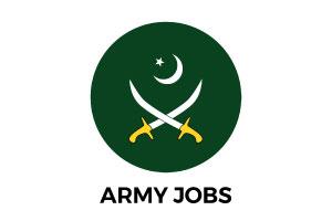 Latest Army Jobs
