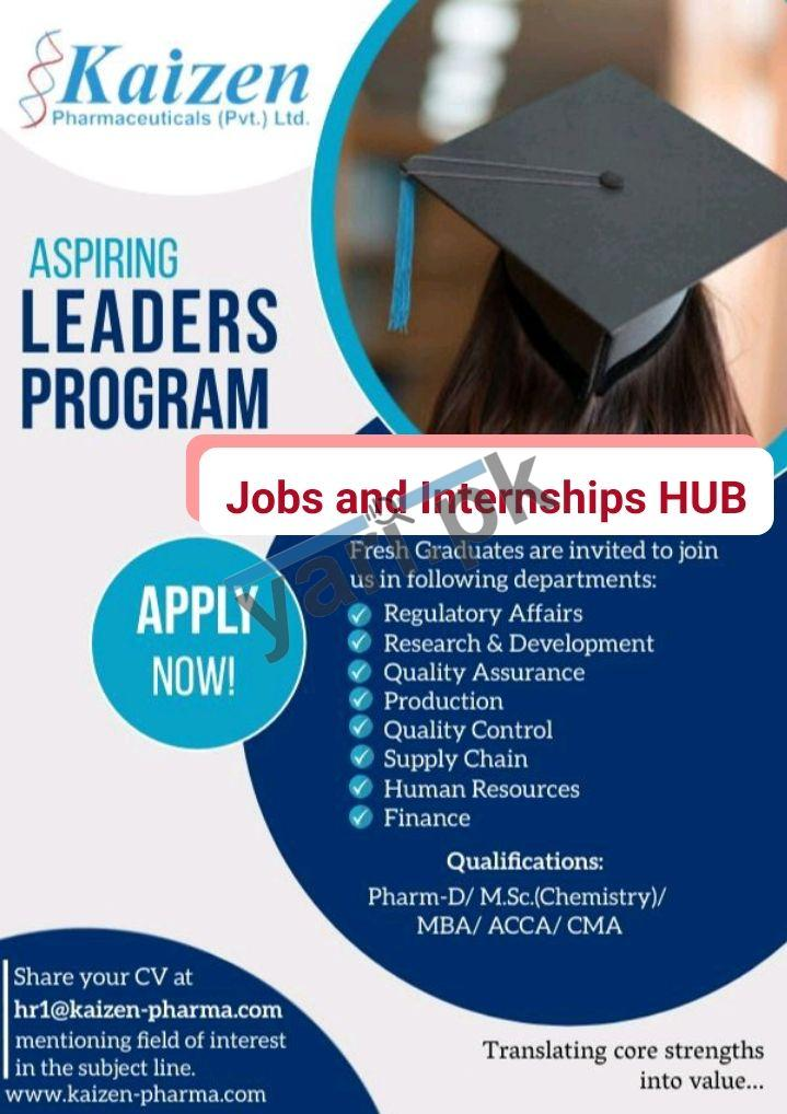 HR Intern Internships Opptunities in Karachi | Yari.pk