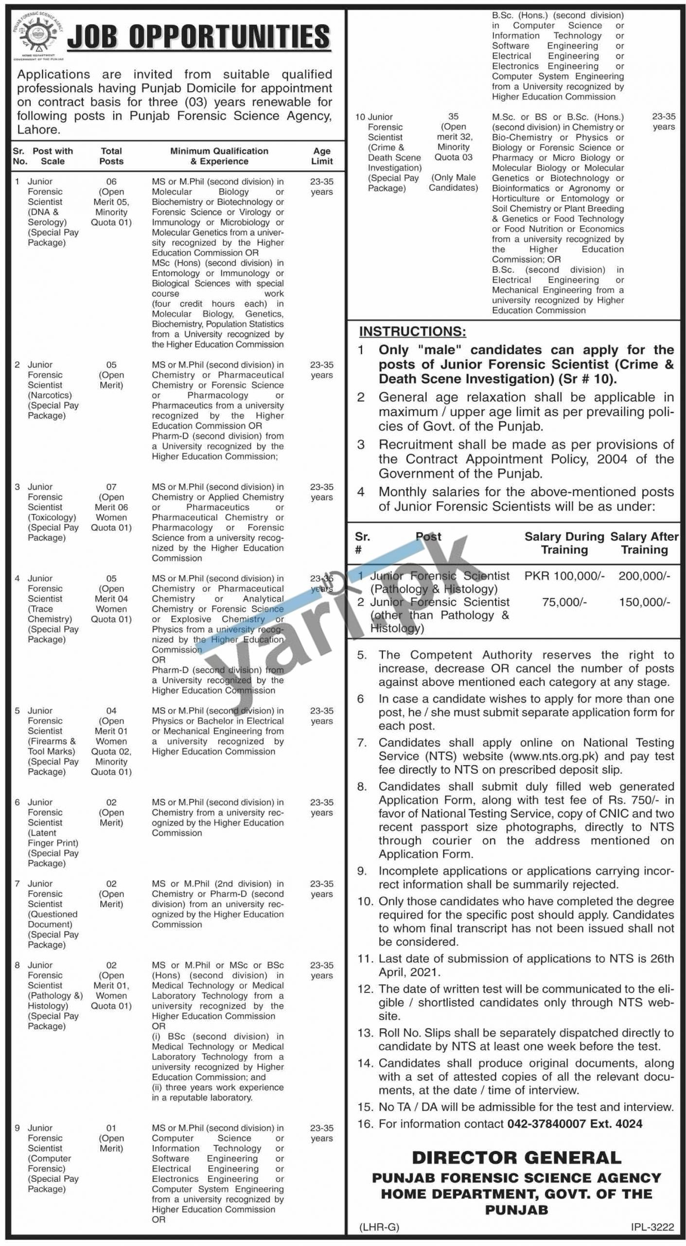 pfsa-jobs-2021-for-junior-forensic-scientist-toxicology