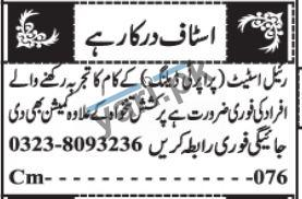 Property Officer Job 2021 In Quetta