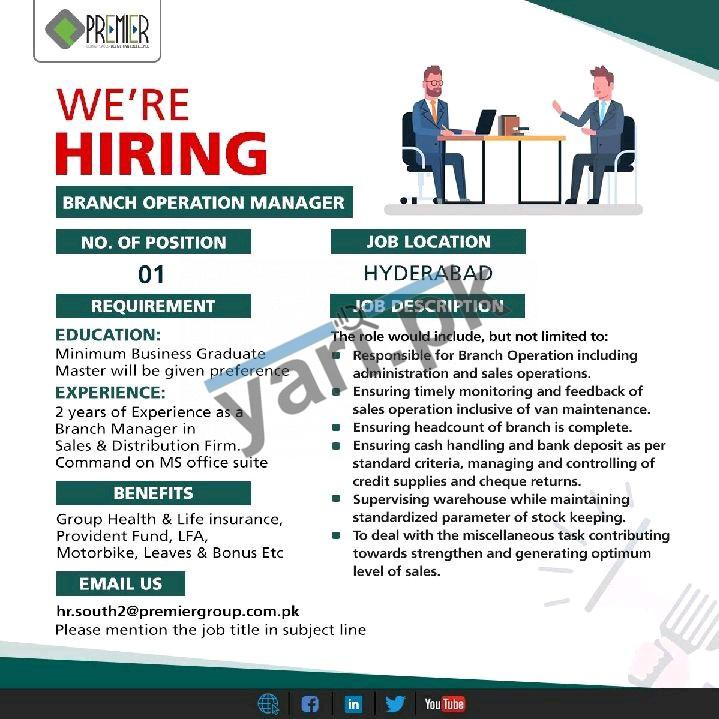 sindh-jobs-2021-for-operations-manager