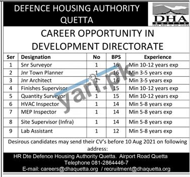 dha-jobs-2021-for-site-supervisor