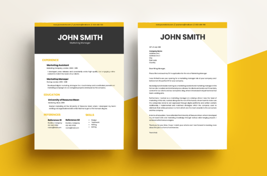 Create a professional CV in 5 minutes
